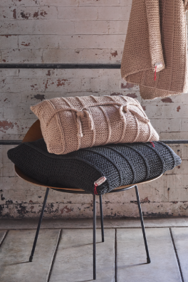 Slip Stitch Cushion Covers (Grace)
