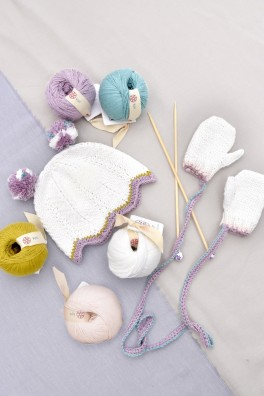 Springtime Baby Accessory Set Kit