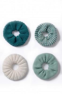Hair Scrunchies Set Kit