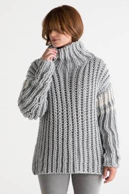 Kirstie – Cowl Neck (Meadow)